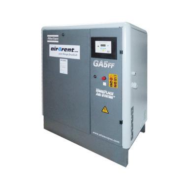 006636 Schraubenkompressor Atlas Copco GA5 FF_
